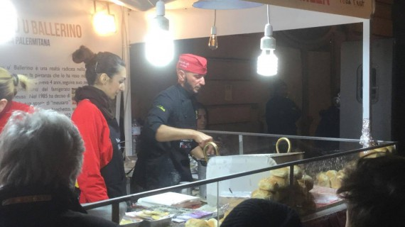 Street food, Palermo la capitale europea