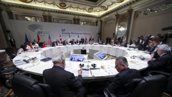G7 Energia, salta l'accordo con gli Usa