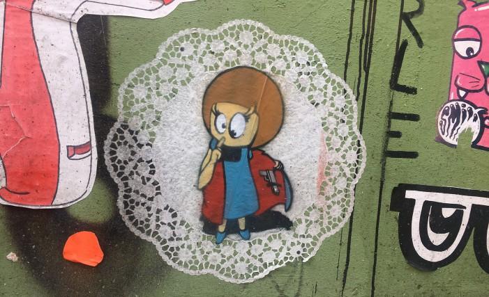 Amburgo e street art: esempio di museo d'arte a cielo aperto