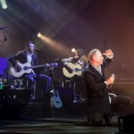 Simple Minds unici ed esplosivi al Teatro Manzoni