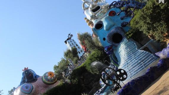 Tra sogno e realtà, scopriamo il Giardino dei Tarocchi