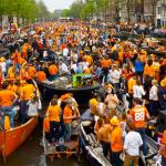 Buon Koningsdag a tutti! L'euforia arancione travolge l'Olanda