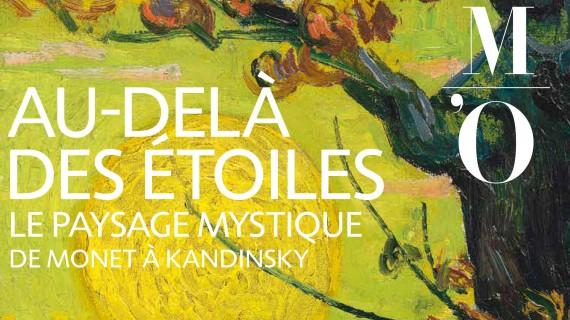 Au-delà des étoiles. Le paysage mystique de Monet à Kandinsky,  un motivo in più per andare a Parigi