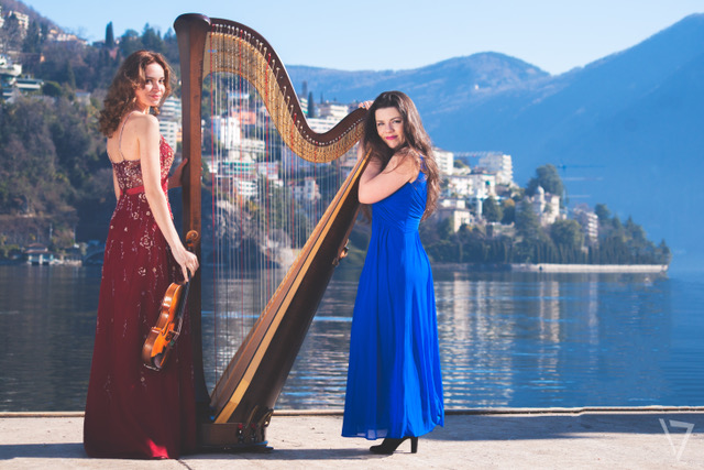 Ekaterina Valiulina e Elisa Netzer, due talenti e una magia