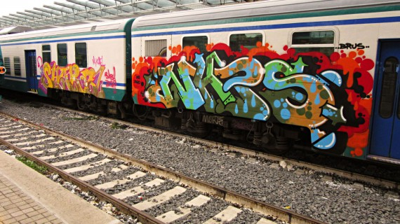 Cross the Streets: 40 anni di writing e street art al MACRO