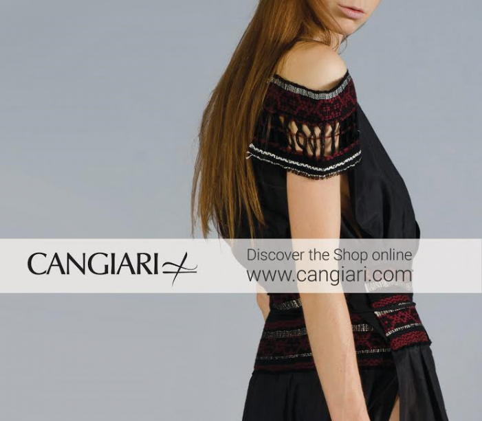 CANGIARI lancia la sua fashion Revolution