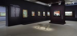 """Exposition """"Au-delà des étoiles"""" © Musée d'Orsay - Sophie Boegly"""