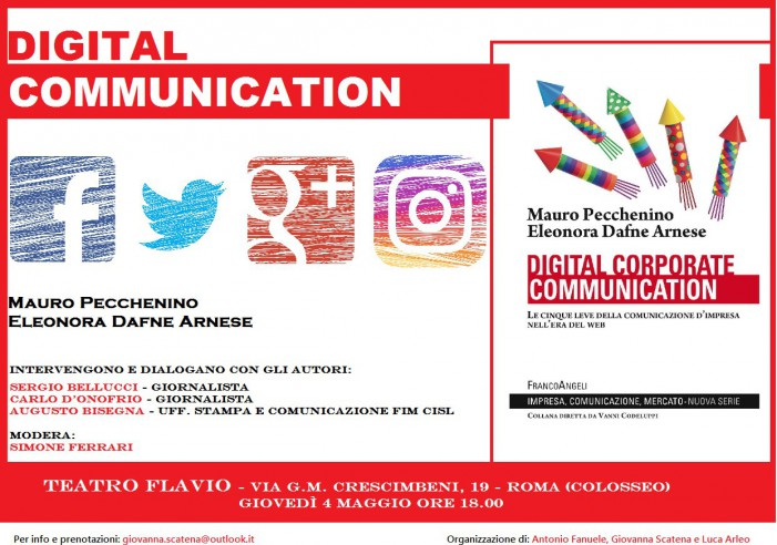 Digital Corporate Communication, dialogo 4.0