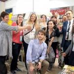 Salone del Libro da record, sorride anche Bonfirraro Editore