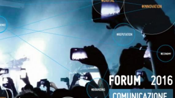 Forum della Comunicazione: the Creativity Economy is here!