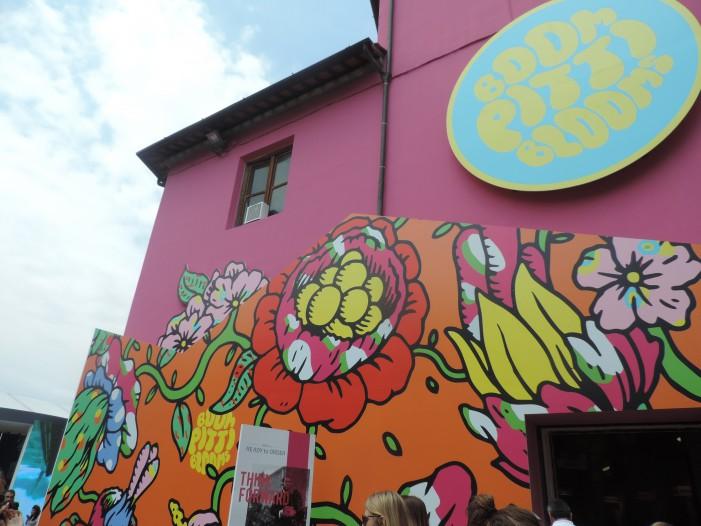 Boom Pitti Blooms, esplosione di fiori e colori
