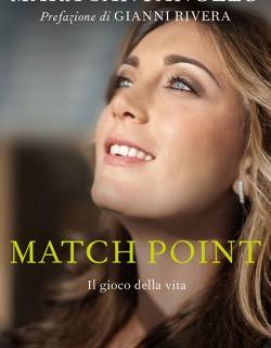 Match Point: il nuovo libro di Mara Santangelo
