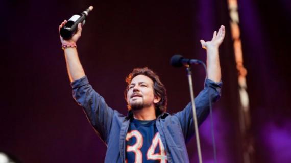 Firenze Rocks, l'epica performance di Eddie Vedder
