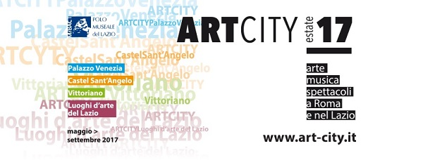 ARTCITY, l'estate romana sfoggia un programma ricchissimo