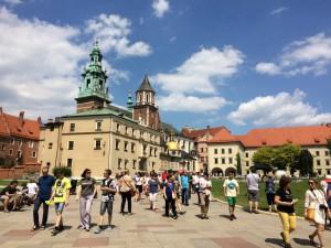 collina del Wawel