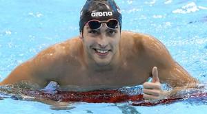 Gabriele Detti, 22 anni