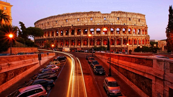 Roma: ma voi ad agosto, che fate?