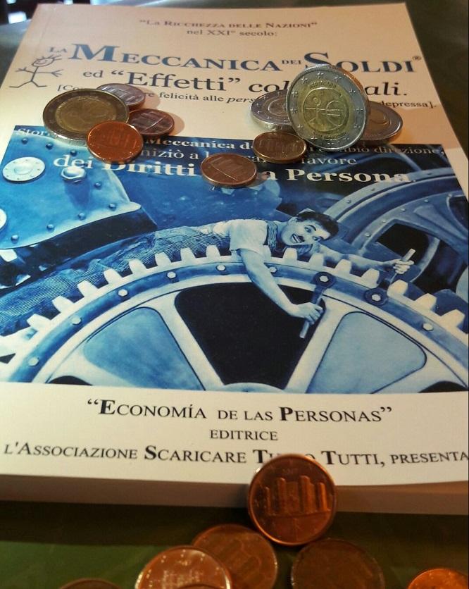 Personismo e meccanica dei soldi: l'economia della felicità di Mario Tognocchi