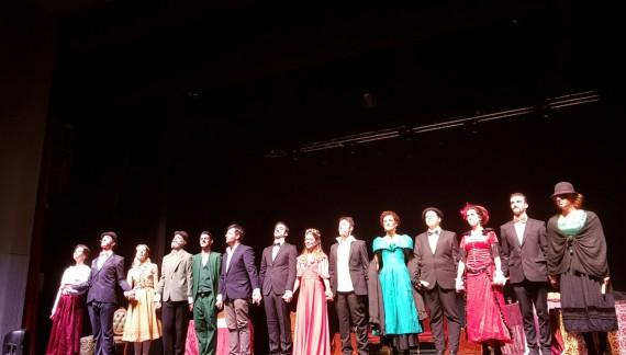 Oscar Wilde principe per un giorno fra cultura e Teatro Senza Tempo