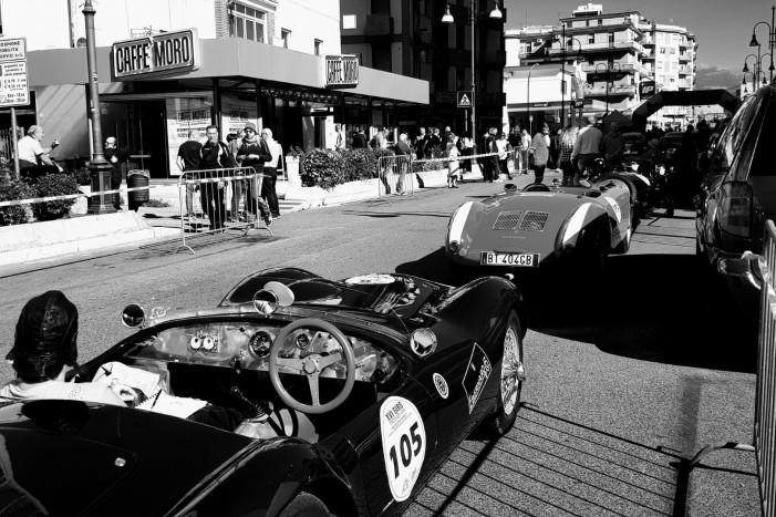 Auto storiche e borghi antichi. Il binomio vincente premia il XVI Giro Valle del Liri