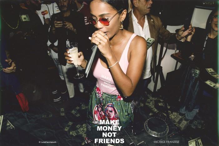 Make Money Not Friends e lo streetwear americano