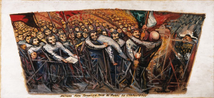 Orozco, Rivera, Siqueiros a Bologna con la mostra pendiente