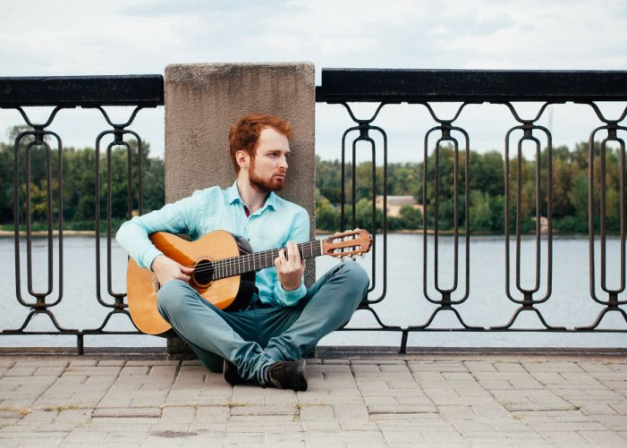Marko Topchii, un giovane talento dalla chitarra classica
