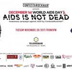 LILA e ContestaRockHair insieme per AIDS IS NOT DEAD