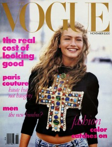 Foto 11- Peter Lindbergh per Vogue America diretto da Anne Wintour