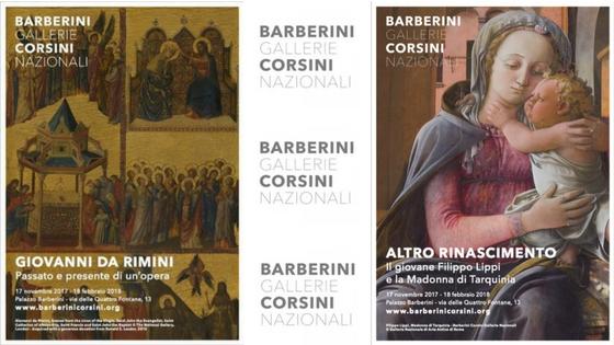 Palazzo Barberini, due mostre: Giovanni da Rimini e Filippo Lippi