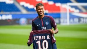 Neymar Jr. Best of Sport 2017