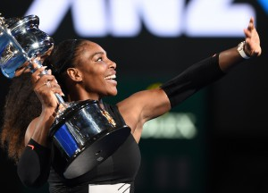 Serena Williams - Best of Sport 2017