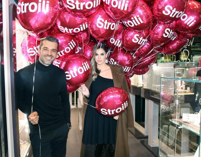 Opening party Stroili al nuovo CityLife, tra vip e gioielli