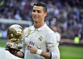 Cristiano Ronaldo. Best of Sport 2017
