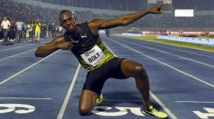 Usain Bolt. Best of Sport 2017