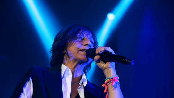 Gianna Nannini: Fenomenale Tour all'Unipol Arena