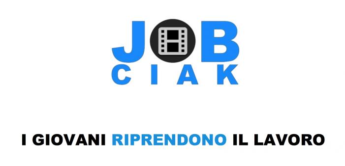 Job Ciak, i giovani riprendono il lavoro a suon di corti
