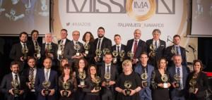 italian mission awards