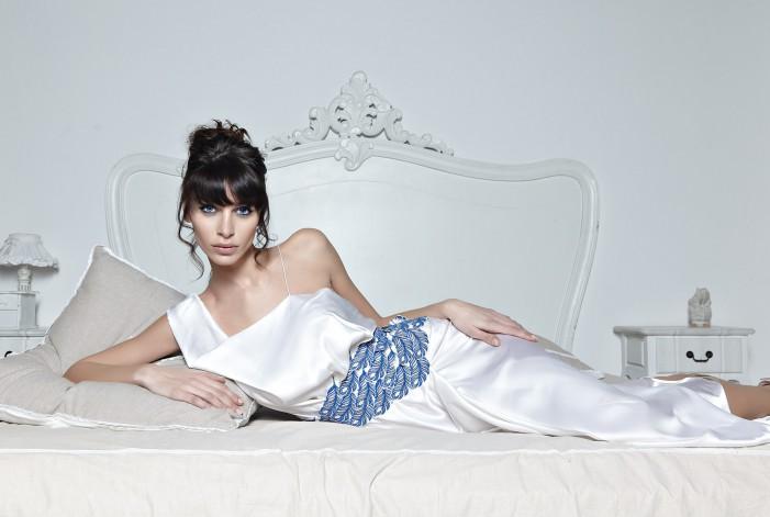 Fashion e mitologia greca per Marta Jane Alesiani