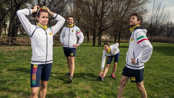 In's RunAndGo, il Running Tour con 4 friends unici
