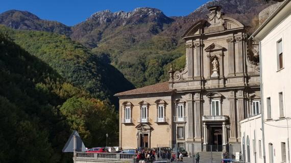 Da Cava de' Tirreni alla Valle d'Itria. On the road verso il ponte del primo maggio