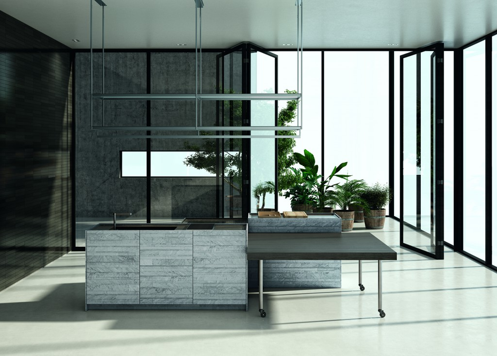 Combine kitchen di Boffi by Piero Lissoni