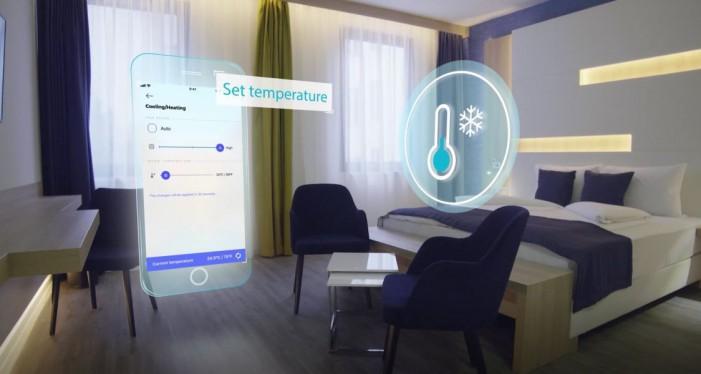 Inaugurato il KViHotel a Budapest, il primo All Digital d'Europa