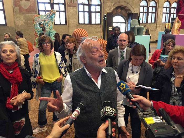 Gaetano Pesce: un'antologica nel Salone di Padova