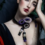 Giulia Boccafogli, Anemone Blooming Necklace, Ph Valentina De Meo