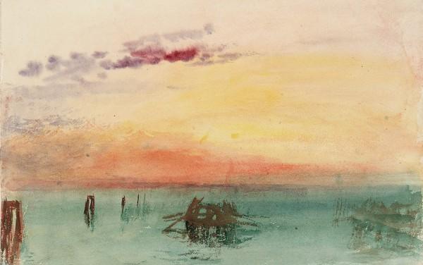 Turner, dalla Tate a Roma il successo degli acquerelli