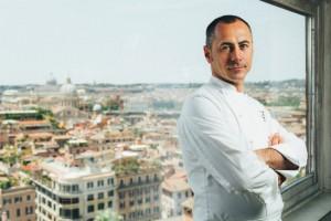 La locandina dei Restaurant Awards Lazio 2018