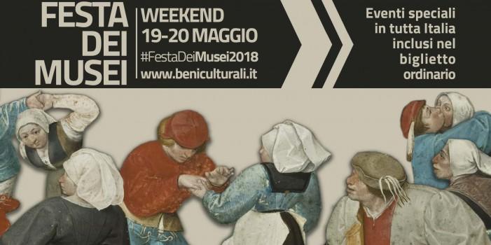 Festa dei Musei al MANN: 19 e 20 maggio