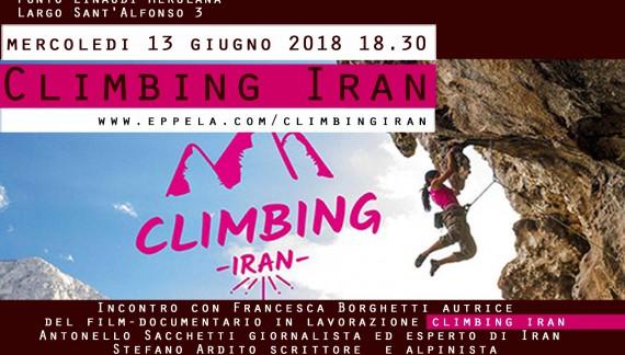 Climbing Iran. Una storia di speranza per superare i limiti