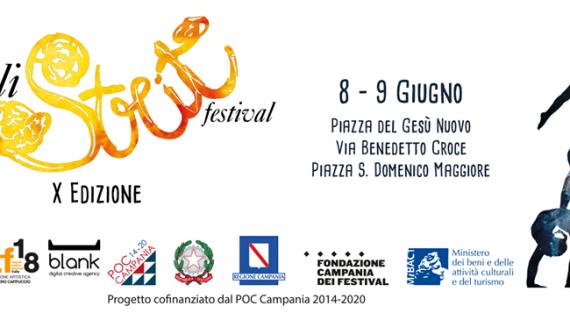 La musica di Aluei e il Napoli Strit Festival